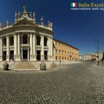 Booking Hotels in Rome on ItaliaExcelsa.com - Foto: Basilica San-Giovanni-in-Laterano