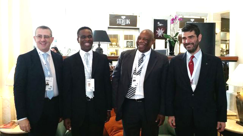 Imprese del Sud  - South Africa Chamber of Commerce and Industry